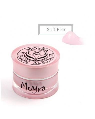 Moyra Fusion Acrylgel Soft Pink 5g