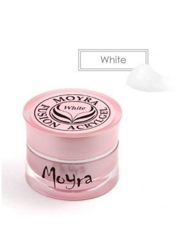 Moyra Fusion Acrylgel White 5g