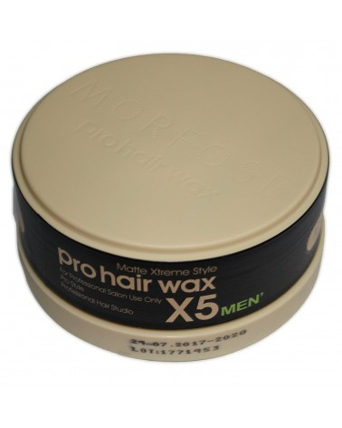 Morfose wosk Prohair wax X5 MEN' 150ml