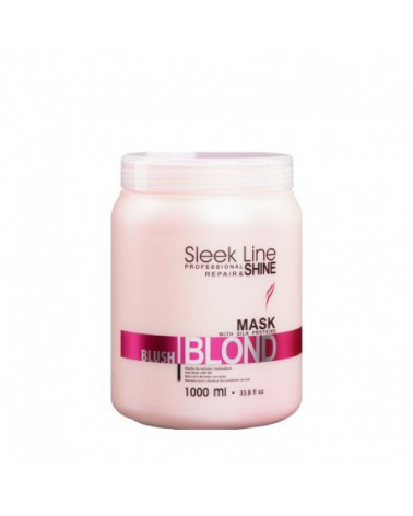Maska Sleek Line BLUSH BLOND