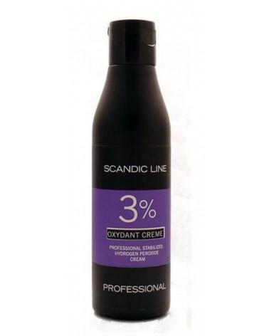 SCANDIC Woda utleniona 3% Oxydant Creme 1l