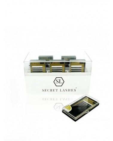 Secret Lash Box - pojemnik na rzęsy w kasetkach