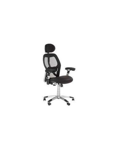 Fotel ergonomiczny CorpoComfort BX-4144 Czarny