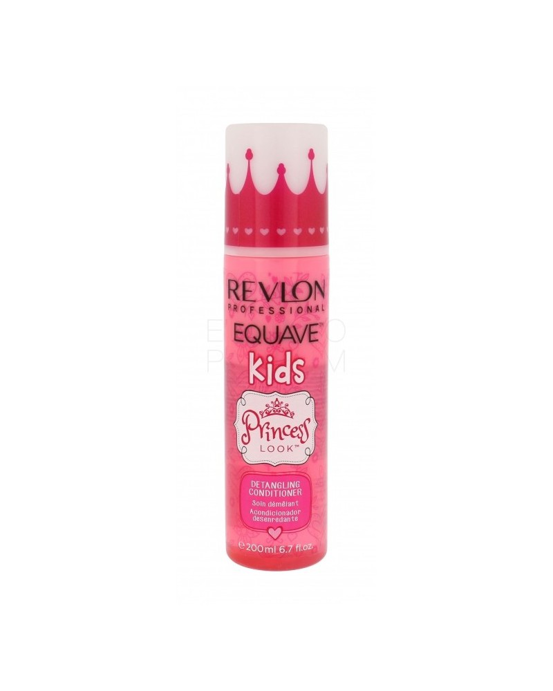 REVLON EQ Kids odżywka dla dzieci różowa 200ml R
