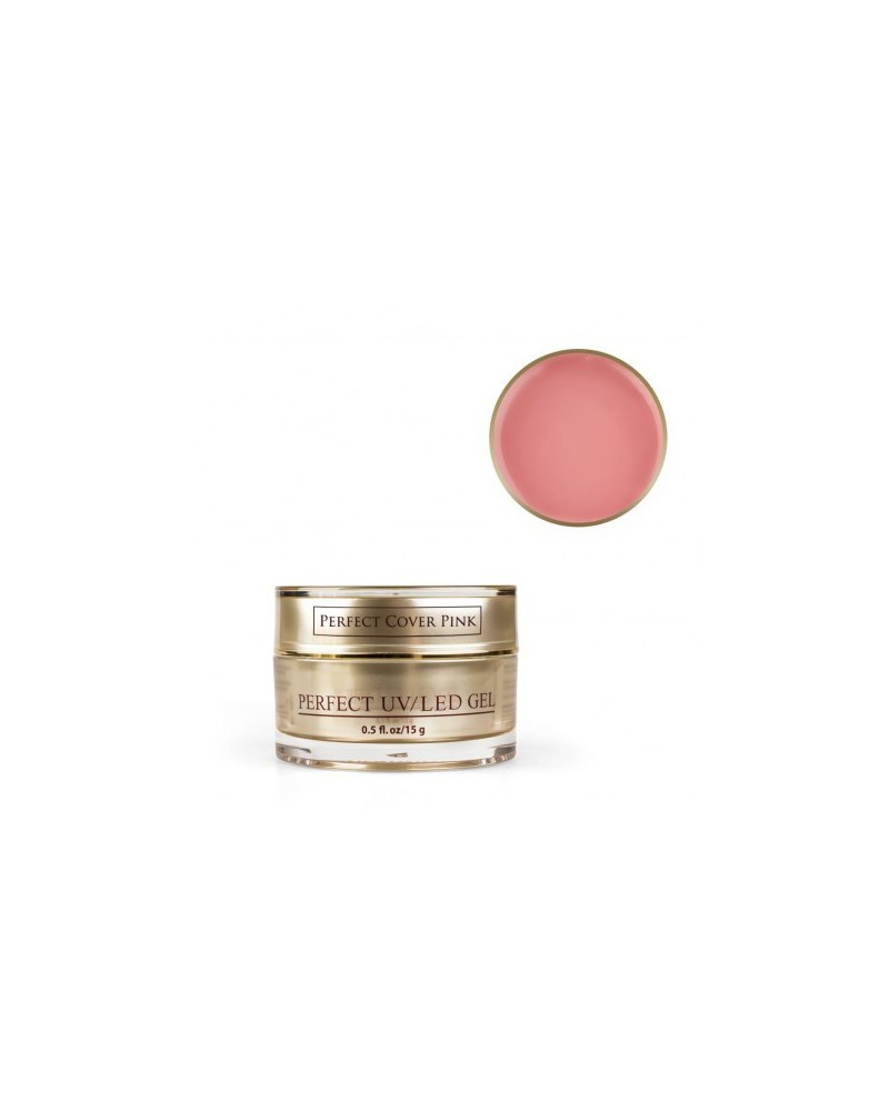 RaNails Gel  15ml - Perfect Cover Pink NOWOŚĆkod: RA-PBCP15
