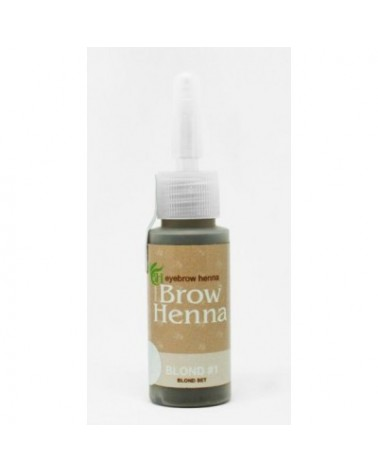 Brown Henna Pearl Blond nr 1 10 ml
