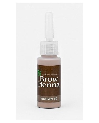 Brown Henna Cold Cofee nr 2 10 ml