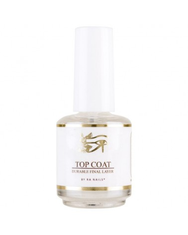 RaNails Utwardzacz Top Coat 15 ml