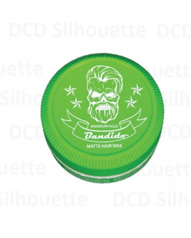 BANDIDO Matte Hair Wax, Wosk matujący 150ml