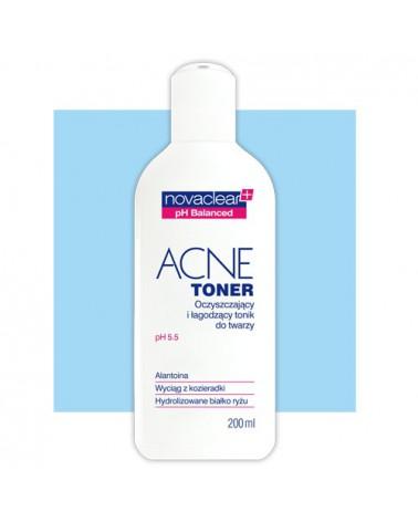 Novaclear Acne Toner - Tonik do cery tłustej