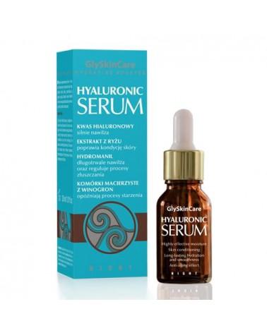GlySkinCare Hyaluronic Serum - Serum z kwasem hialuronowym