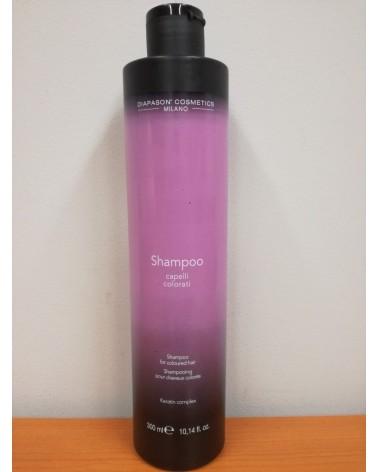 DCM Colore szampon do wł. farbowanych 300ml
