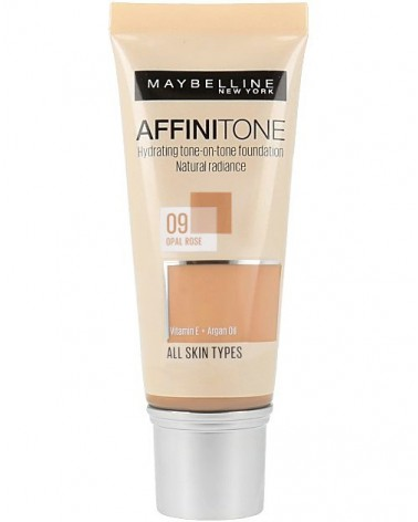 Maybelline Affinitone Foundation Opal Rose 09 R