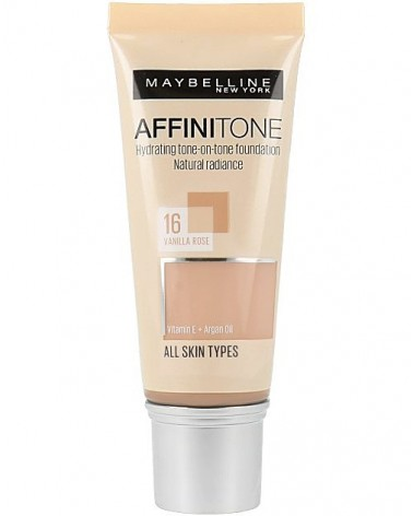 Maybelline Affinitone Foundation 16 Vanilla Rose R
