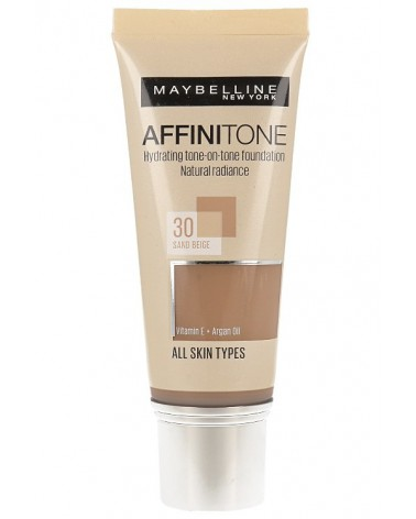 Maybelline Affinitone Foundation 30 Sand Beige R