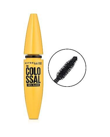 Maybelline  Mascara COLOSSAL Volume Express Black
