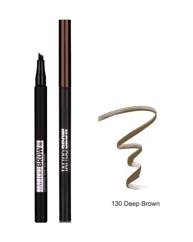 Maybelline Tattoo Brow 130 DEEP R 901209