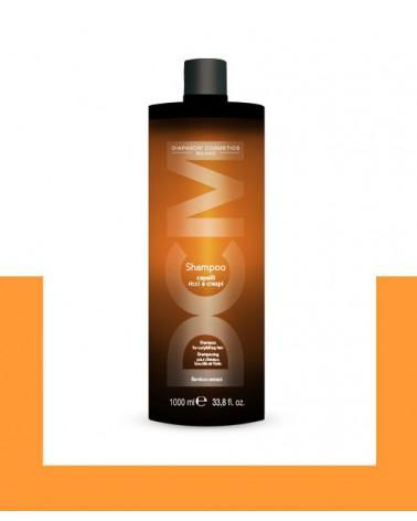 DCM Curly szampon do wł. kręconych 1000ml
