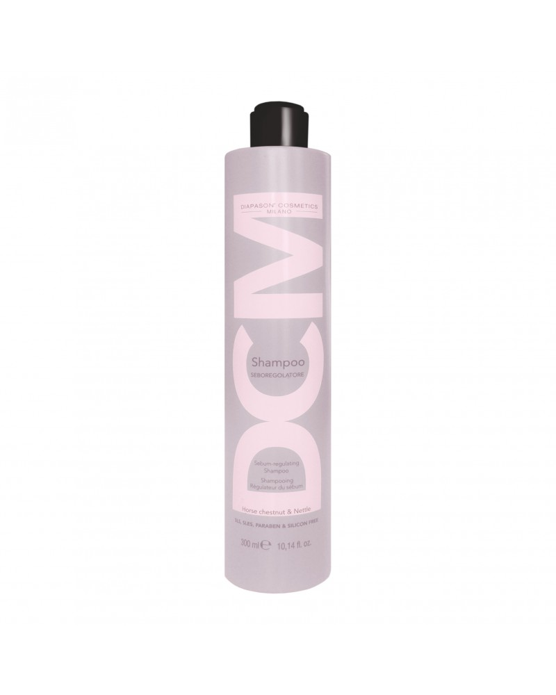 DCM SEBOREGOLATORE szampon Regulating SEBUM 300ml