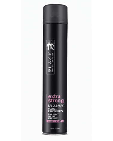 BLACK Lakier do włosów Ekstra Strong 750 ml