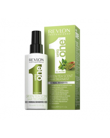 Revlon Professional Uniq One Hair Treatment Green Tea Scent