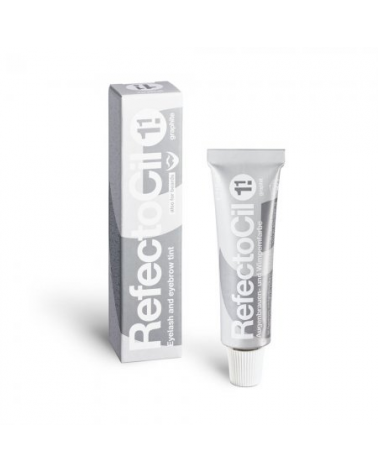 RefectoCil Henna - Farba do brwi i rzęs 15 ml - 1.1 Grafit