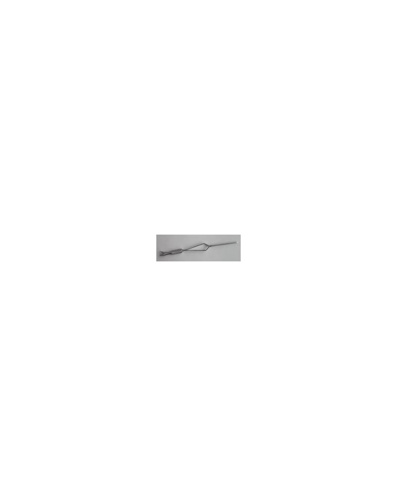 Zaciskacz akryli, kopytko metalowe