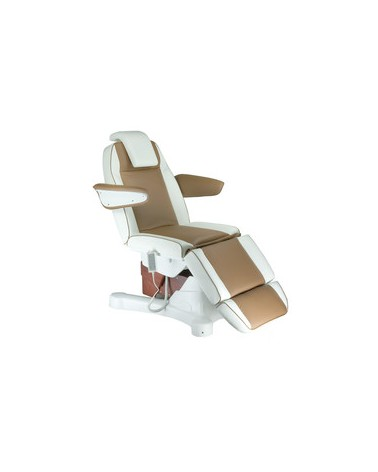 Elektryczny fotel kosmetyczny Napoli BG-207B bi-br