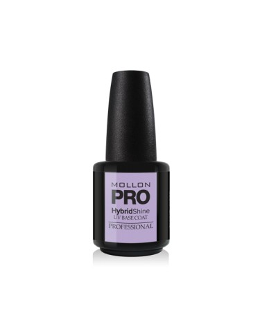 Mollon Pro Hybrid Shine UV Base Coat 15ml