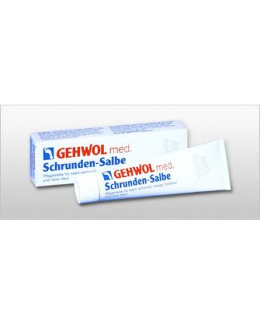 Gehwol Schrunden-Saalbe maść do zrogowaciałej, popękanej, wysuszonej szorstkiej skóry 125ml