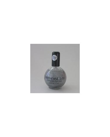 INM Northem Light Silver 75ml Utwardzacz do lakieru srebrny