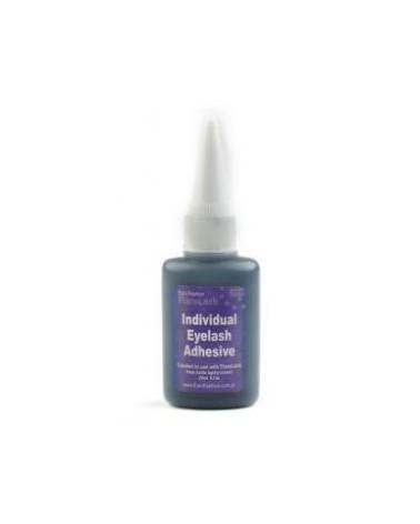 EF Klej do rzęs Individual Eyelash Adhesive 20ml - czarny.
